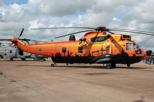 AgustaWestland Sea King S-61 Mk 41