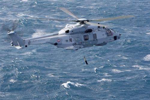Airbus Helicopters Caiman NH90 NFH RR-TM