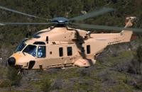 Airbus Helicopters Caiman NH90 TTH RR-TM