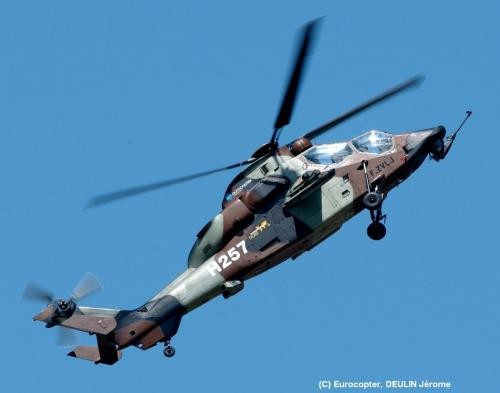 Airbus Helicopters Tigre EC665 HAP