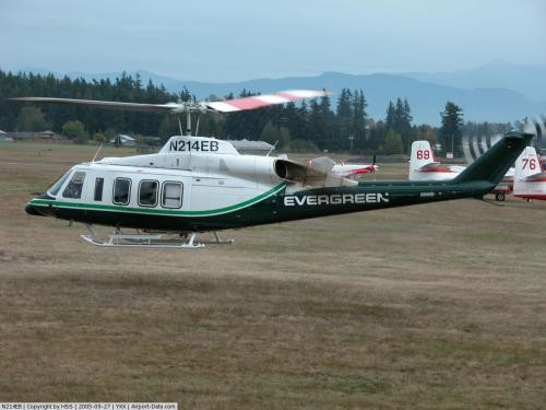 Bell Helicopter 214 214 ST