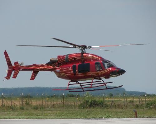 Bell Helicopter 427 427