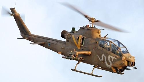 Bell Helicopter Cobra AH-1 F