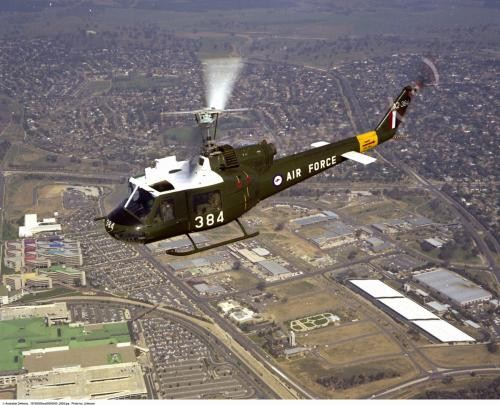 Bell Helicopter Huey UH-1 B