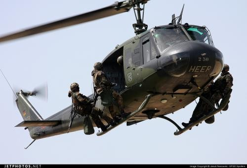 Bell Helicopter Huey UH-1 D