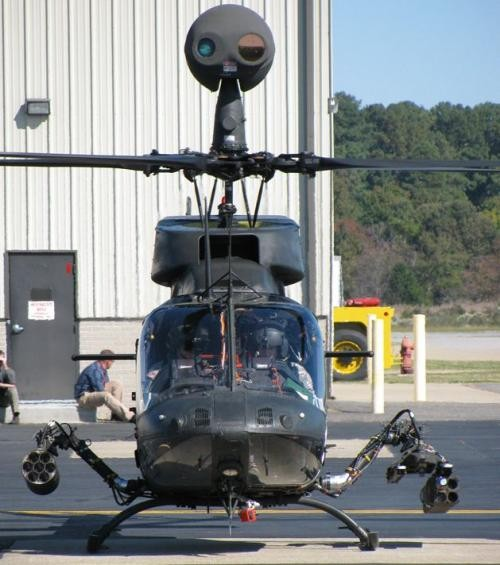 Bell Helicopter Kiowa Warrior OH-58 D