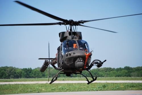 Bell Helicopter Kiowa Warrior OH-58 F