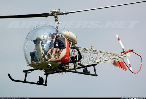 Bell Helicopter Sioux 47 G2