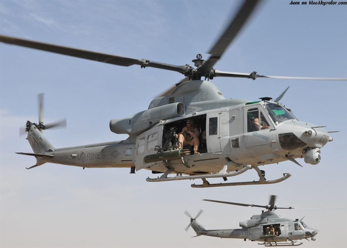 Uh 1 Elicottero : Blueskyrotor modern helicopters database