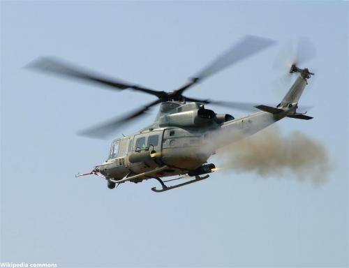 Bell Helicopter Venom UH-1 Y