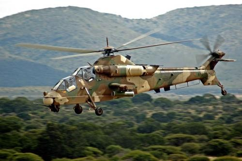 Denel Aerospace Systems Rooivalk AH-2