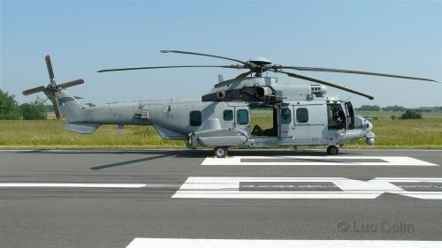 Eurocopter Caracal EC725