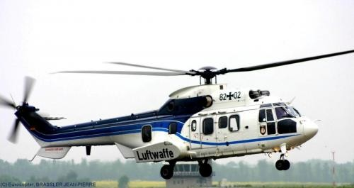 Eurocopter Cougar AS532 U2