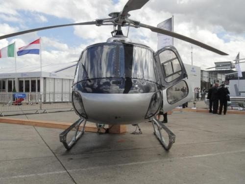 Eurocopter Ecureuil AS350 B3e