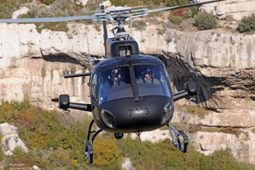 Eurocopter Fennec AS550 C3