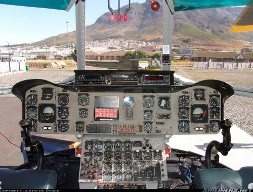 Eurocopter Super Frelon SA321 JA