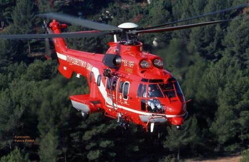 Eurocopter Super Puma AS332 L1
