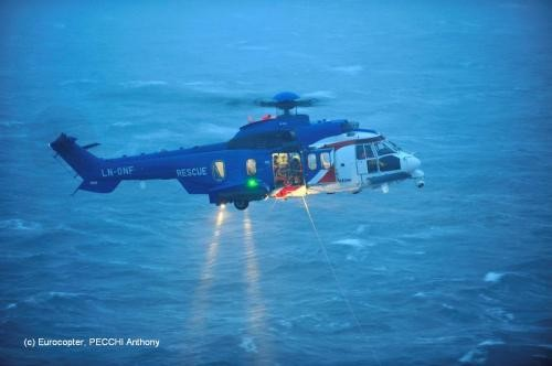 Eurocopter Super Puma EC225 LP