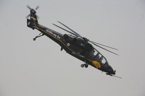 HAL Light Combat Helicopter LCH