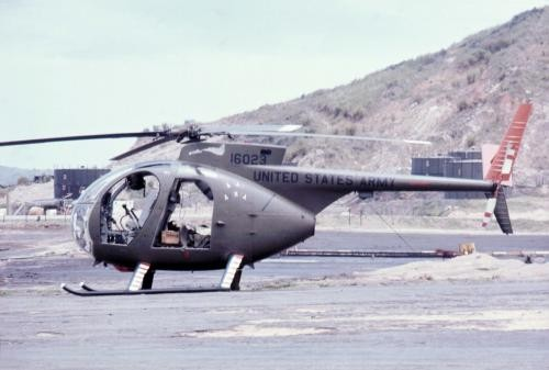 Hughes Helicopters Cayuse OH-6 A