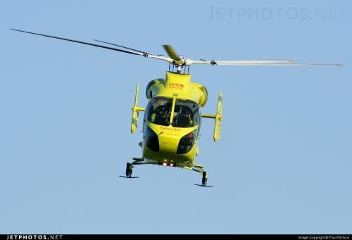 MD Helicopters Explorer MD900