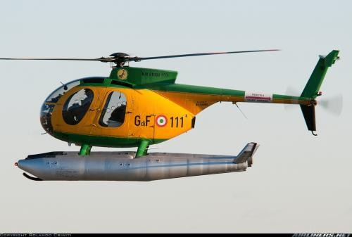 MD Helicopters Little Bird MD500 MD