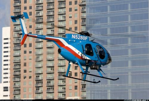 MD Helicopters MD500 C20B MD500 E