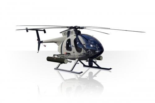 MD Helicopters MD540 MD540 F