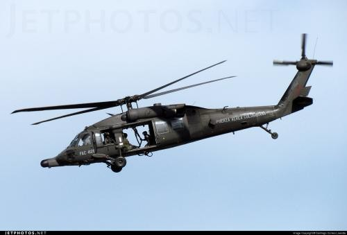 Sikorsky Black Hawk AH-60 L