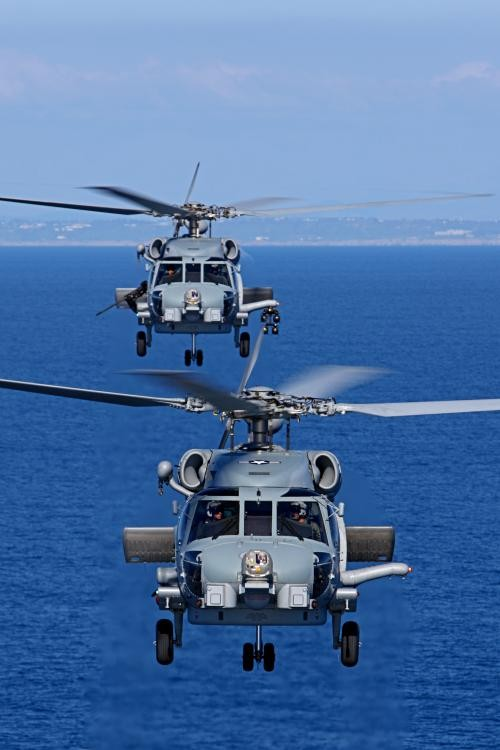 Sikorsky Black Hawk MH-60 R
